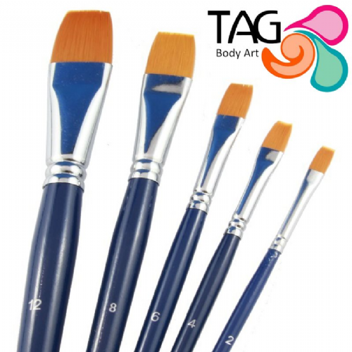 Flat Brushes - TAG